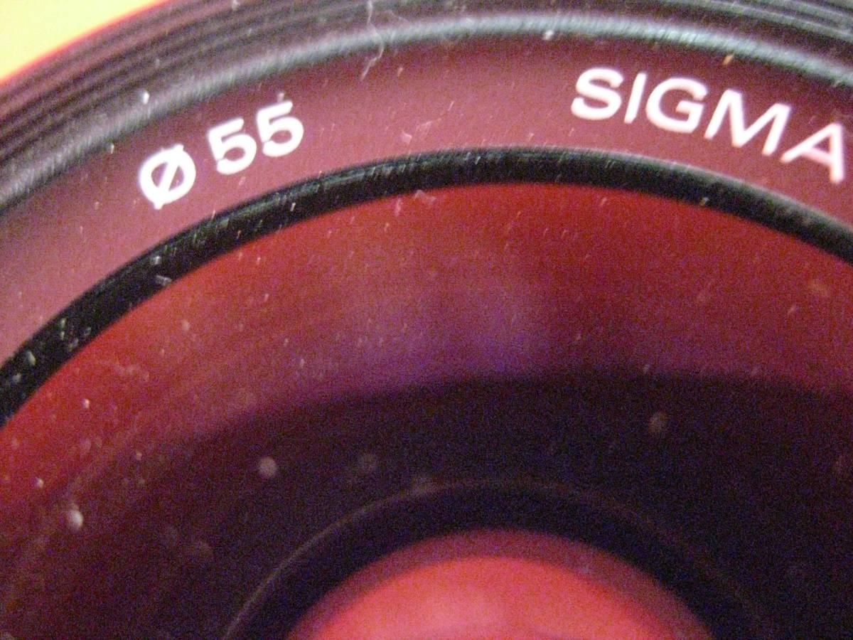 【ハッピー】SIGMA シグマ レンズ ZOOM AF 28-80mm F3.5-5.6 MACRO φ55 ASPHERICAL ミノルタ用 3035315_画像7