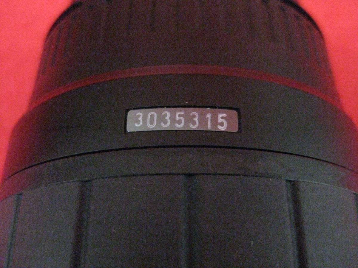 【ハッピー】SIGMA シグマ レンズ ZOOM AF 28-80mm F3.5-5.6 MACRO φ55 ASPHERICAL ミノルタ用 3035315_画像5
