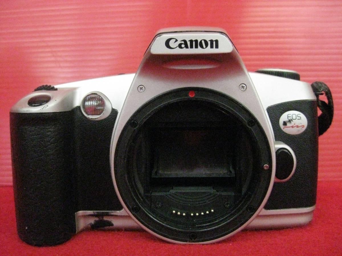 【ハッピー】Canon キャノン 一眼レフ フィルム カメラ EOS Kiss 1625648