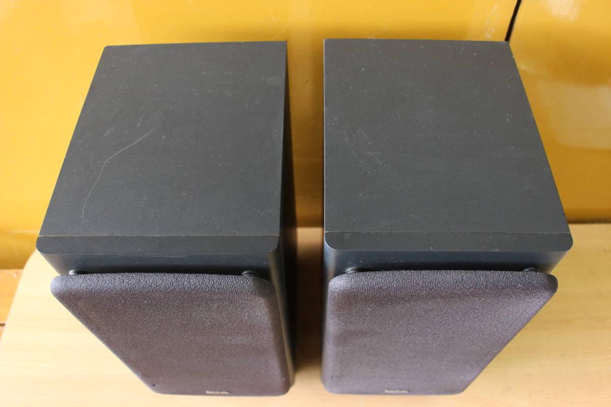 ▲ の-475 スピーカー 型番:DC-LD5 SP 通電OK サンヨー(SANYO)単品:高さ39cm 幅18.5cm 奥行26cm 重さ5.3kg _画像6
