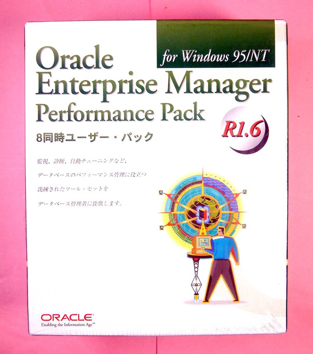 【3261】new Oracle Enterprise Manager Perfomance Pack Oracle Enterprise Manager performance diagnostic database management