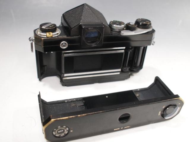 ◆Nikon【F】アイレベル+レンズ【NIKKOR-H Auto 1:2 f=50mm】現状・ジャンク品 ニコン_画像7