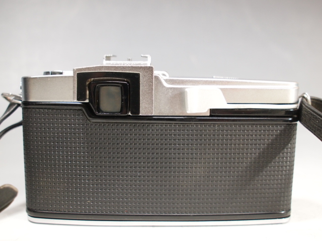 ◆OLYMPUS【PEN-FV】+レンズ【F.ZUIKO Auto-S 1:1.8 f=38mm】 USED品 オリンパス_画像6