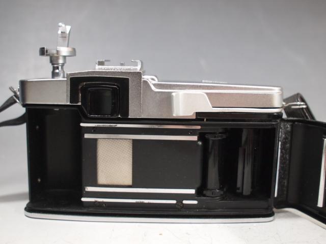 ◆OLYMPUS【PEN-FV】+レンズ【F.ZUIKO Auto-S 1:1.8 f=38mm】 USED品 オリンパス_画像7