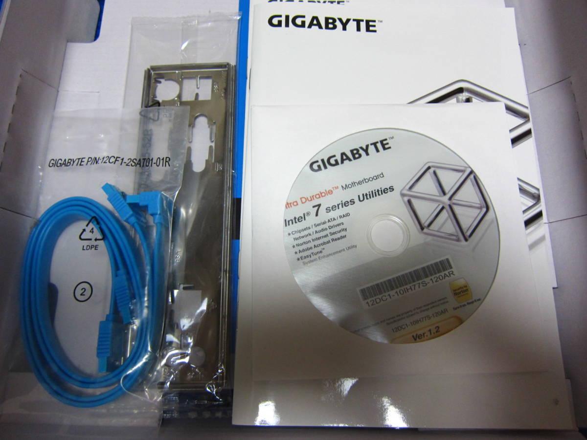 B75M-D3H rev.1.2 LGA1155 MicroATX ジャンク_画像4