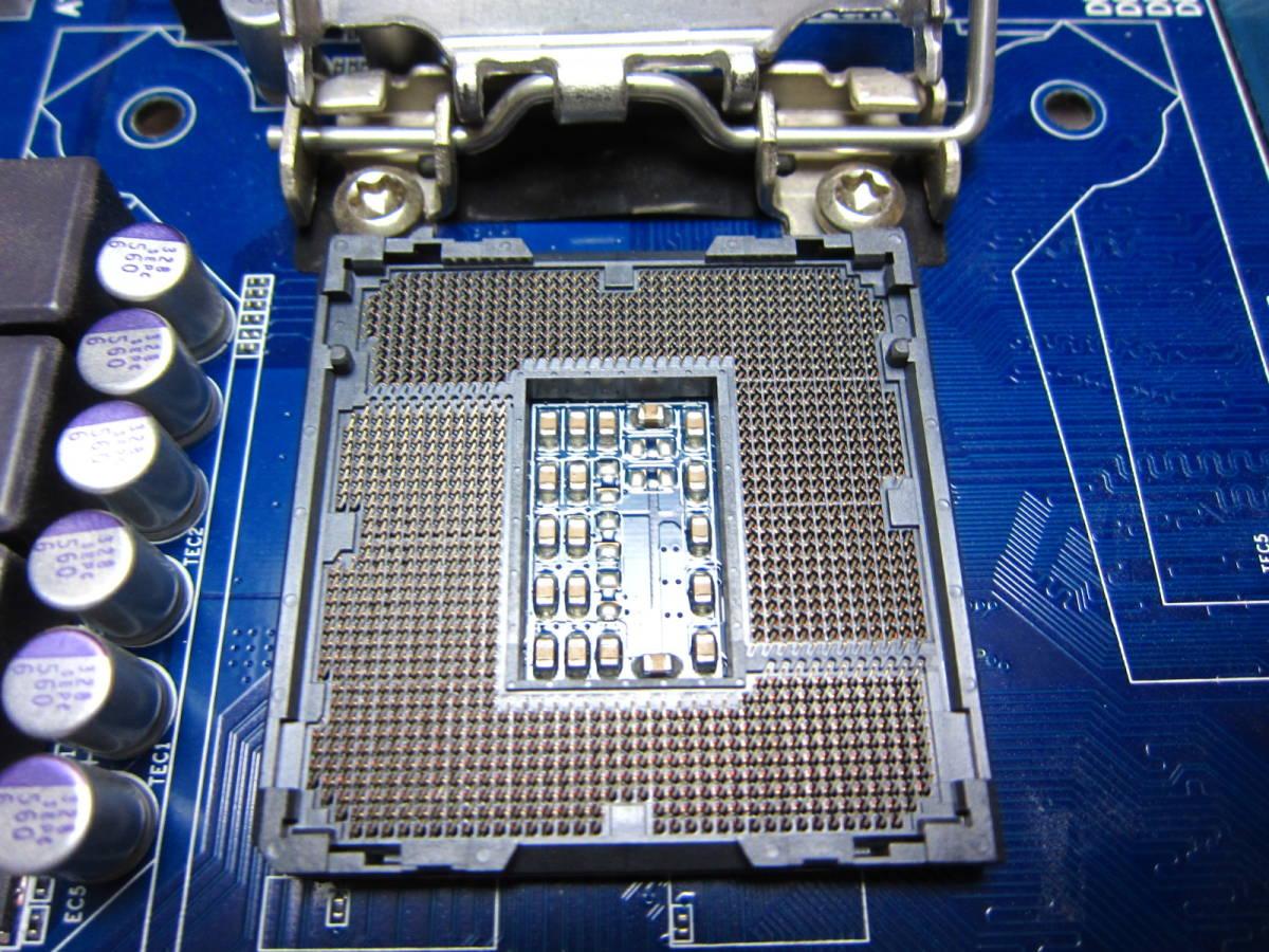 B75M-D3H rev.1.2 LGA1155 MicroATX ジャンク_画像6