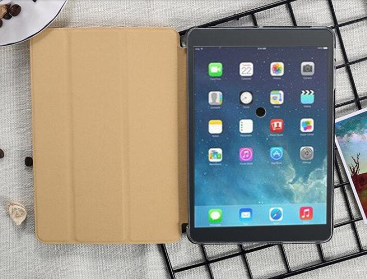 iPad Pro 9.7 ケース アイパッドプロ ケース (9.7インチ)手帳型 軽量 極薄 透明ケース オートスリープ機能付き スタンドタイプ_画像5