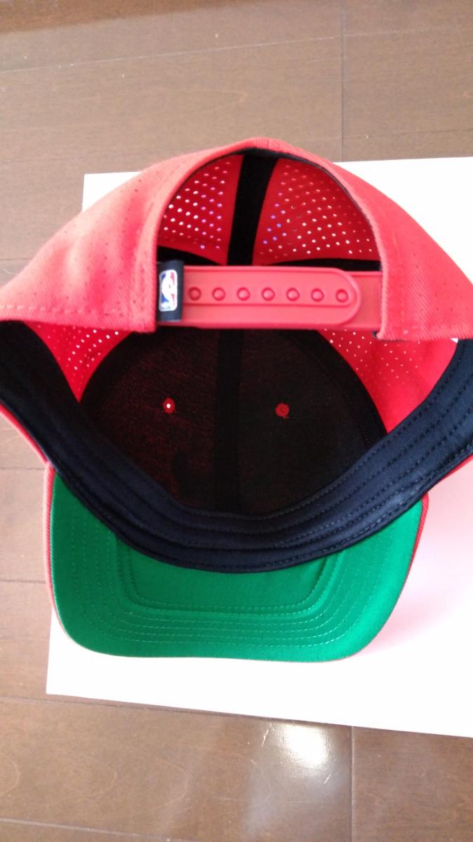 05d820768e6c3 Nike Chicago ruz Nike aero Bill Classic 99 unisex adjustable NBA cap red 57~ 59