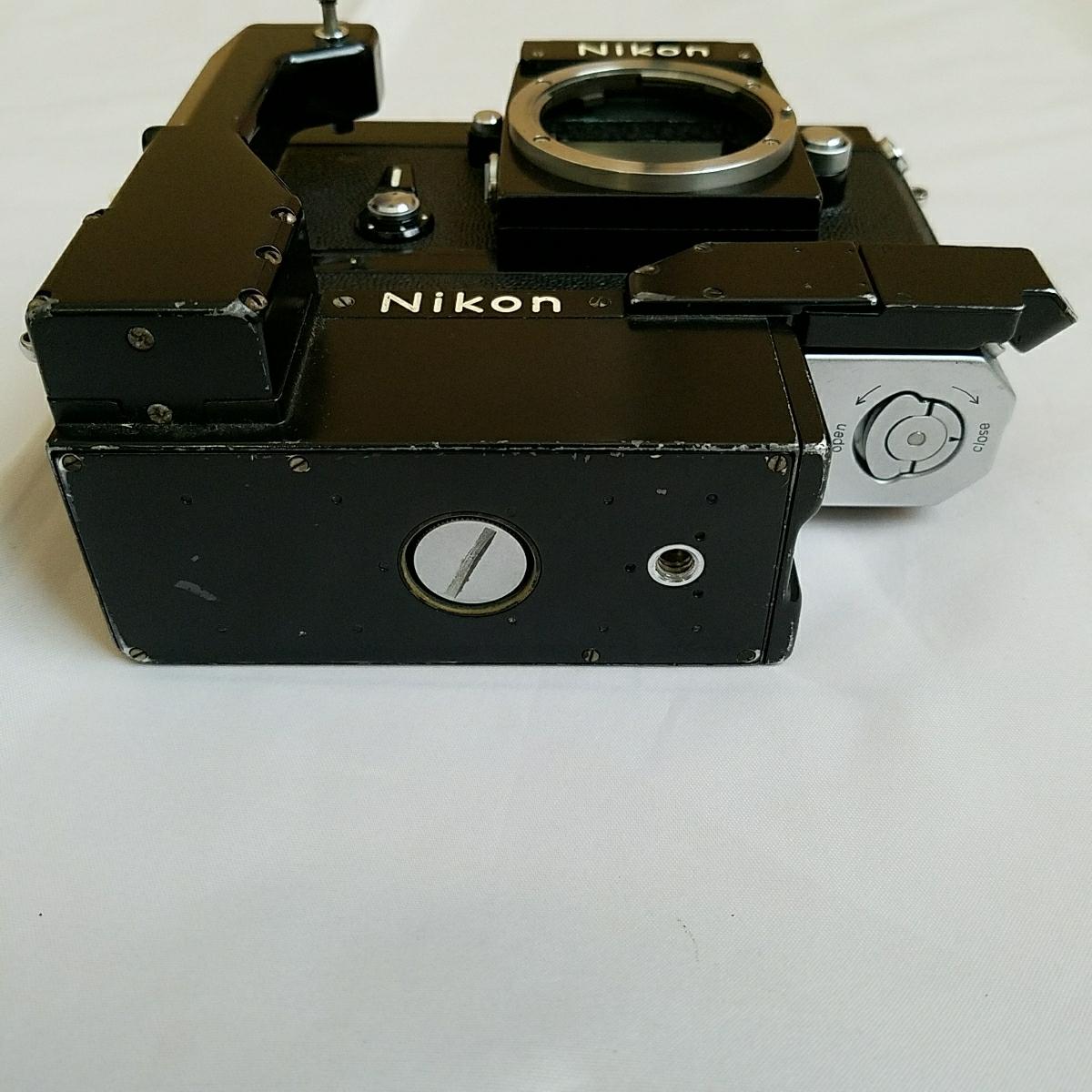 ニコン Nikon F アイレベル F36 MOTOR DRIVE フィルムカメラ_画像7