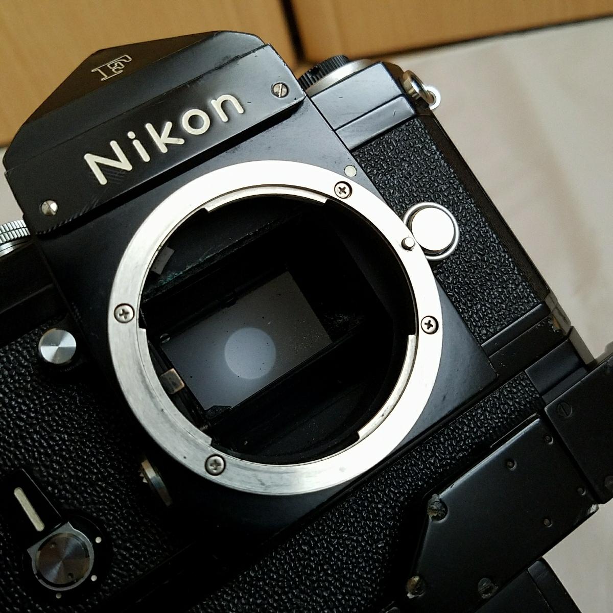 ニコン Nikon F アイレベル F36 MOTOR DRIVE フィルムカメラ_画像5