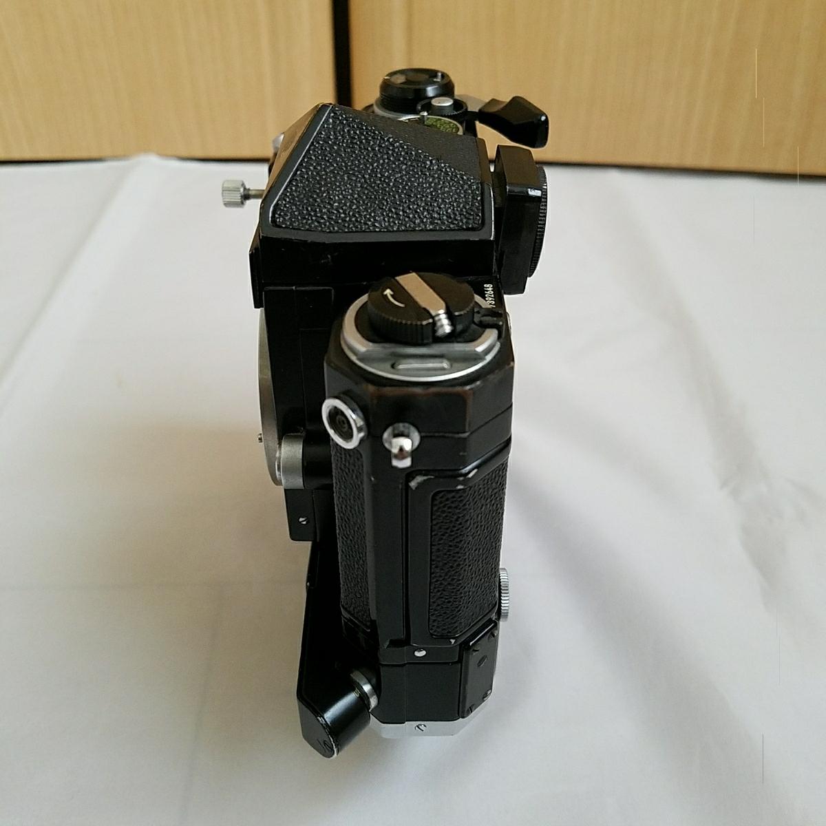 ニコン Nikon F アイレベル F36 MOTOR DRIVE フィルムカメラ_画像4