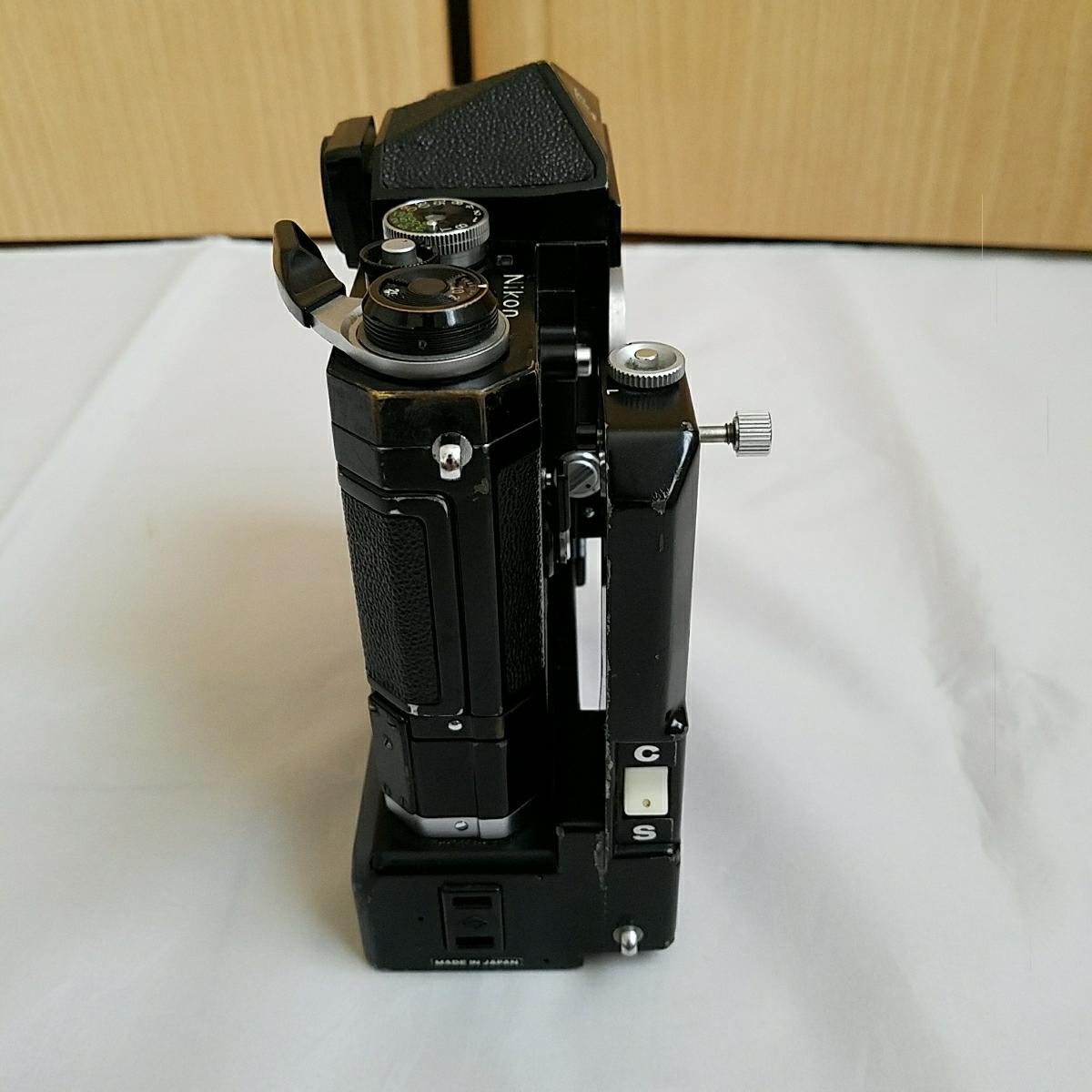 ニコン Nikon F アイレベル F36 MOTOR DRIVE フィルムカメラ_画像3