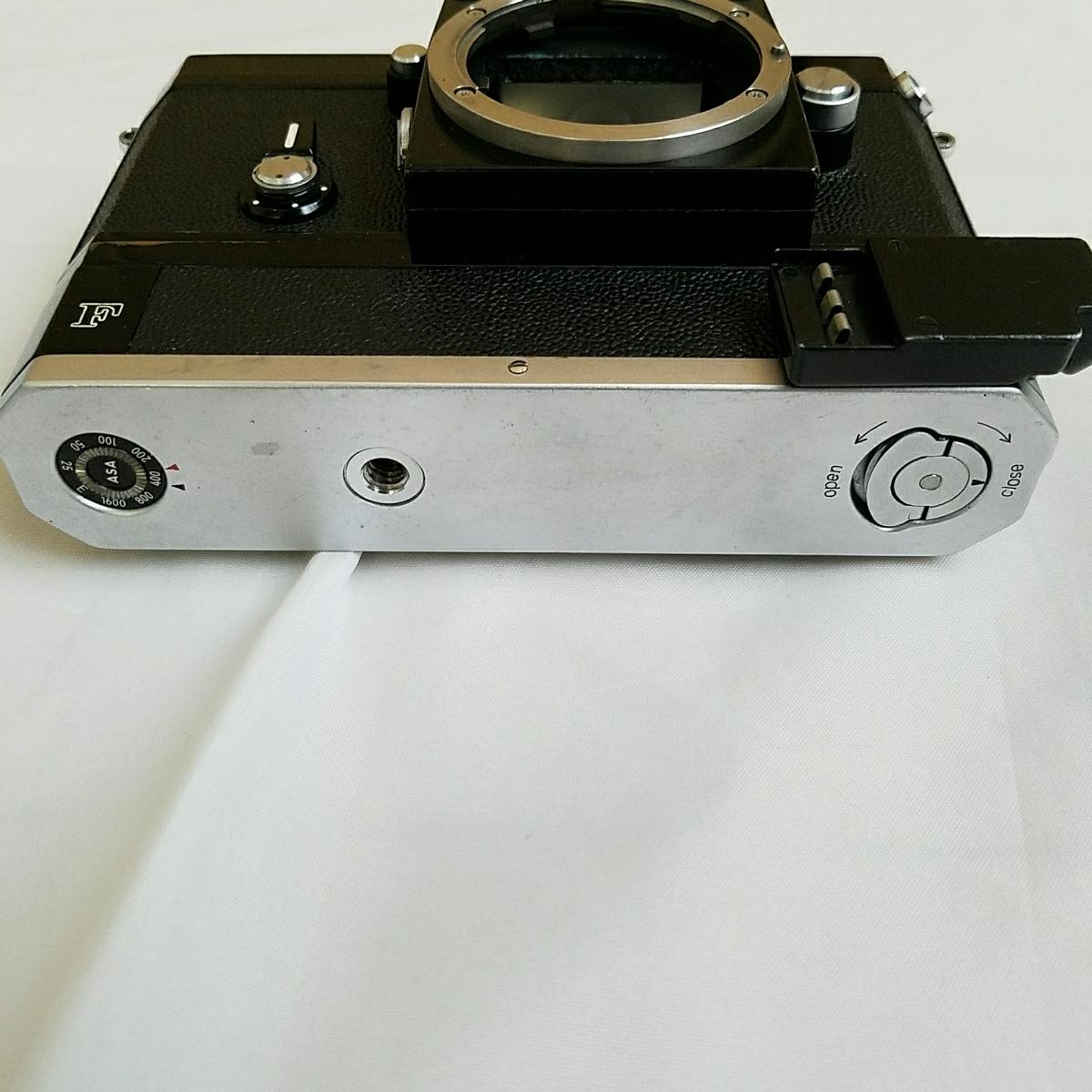 ニコン Nikon F アイレベル F36 MOTOR DRIVE フィルムカメラ_画像8