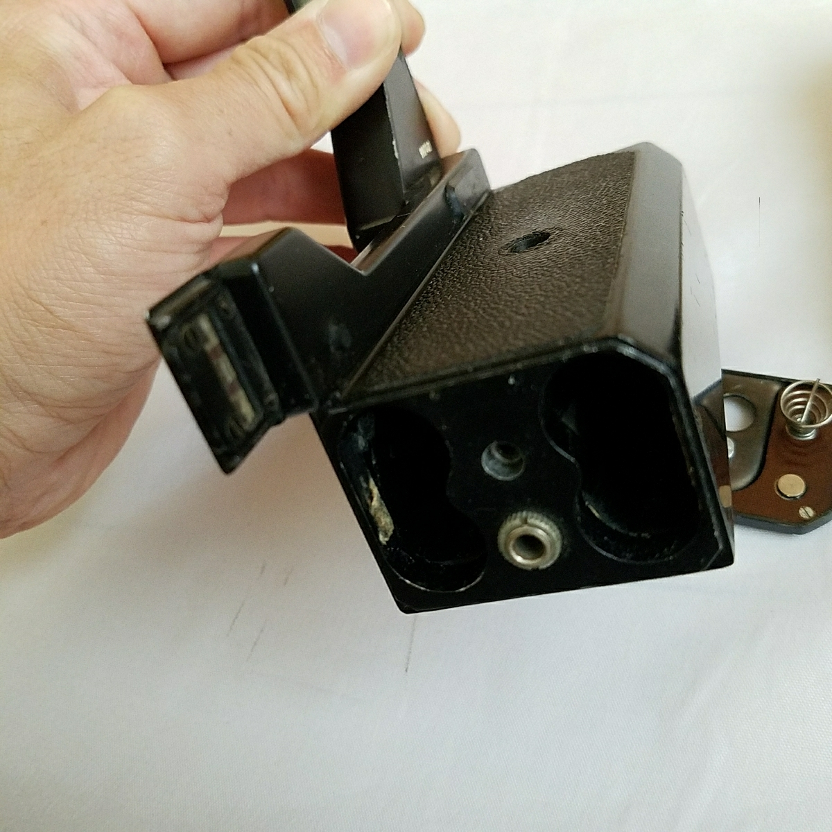 ニコン Nikon F アイレベル F36 MOTOR DRIVE フィルムカメラ_画像10