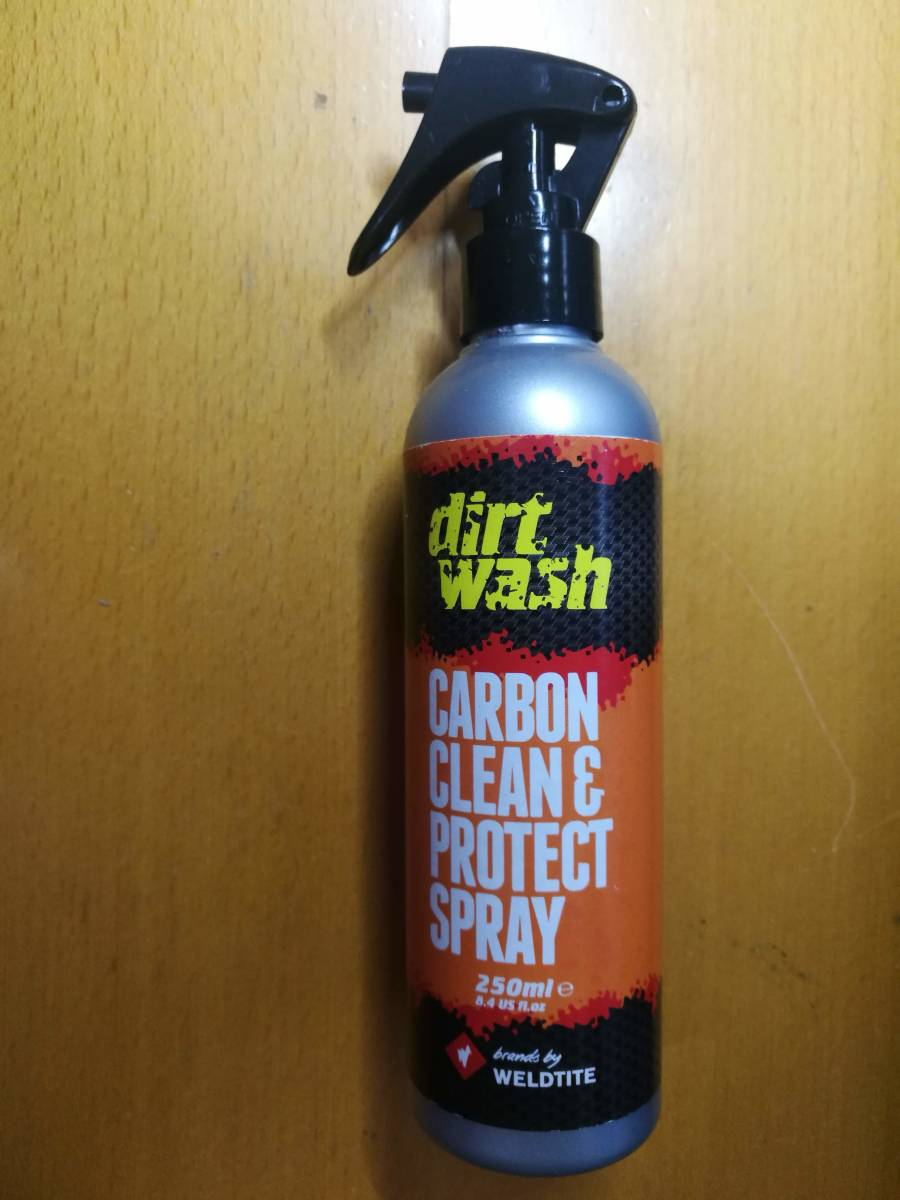 Weldtite dirt wash carbon clean and protect spray_画像1