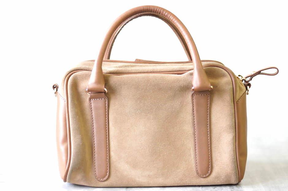 d7883a2372c4 代購代標第一品牌- 樂淘letao - Repetto レペットハンドバッグトートバッグ鞄ミニボストンレディーススエードレザー革ベージュb6333