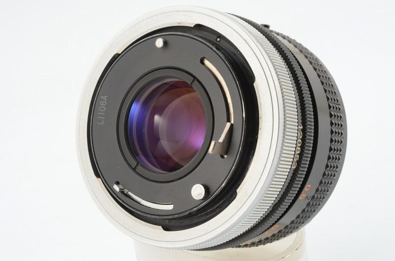 ☆動作好調☆ Canon A-1 FD 50mm F1.8 キャノン キヤノン_画像10