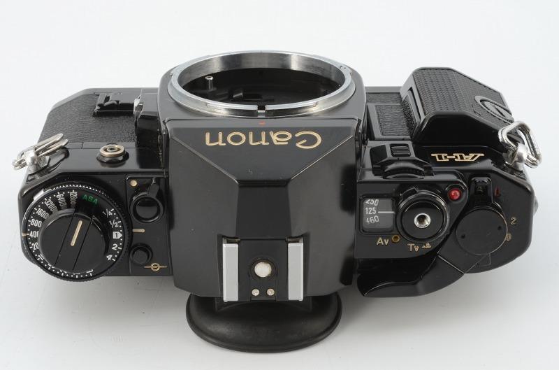 ☆動作好調☆ Canon A-1 FD 50mm F1.8 キャノン キヤノン_画像5