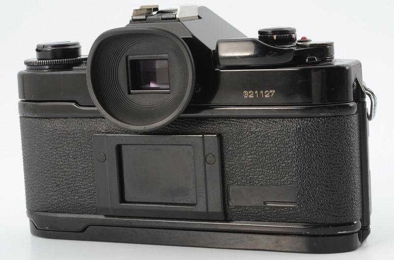 ☆動作好調☆ Canon A-1 FD 50mm F1.8 キャノン キヤノン_画像3