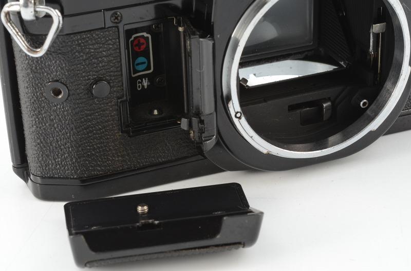 ☆動作好調☆ Canon A-1 FD 50mm F1.8 キャノン キヤノン_画像7
