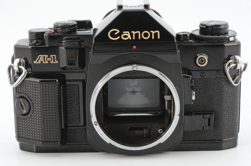 ☆動作好調☆ Canon A-1 FD 50mm F1.8 キャノン キヤノン_画像4