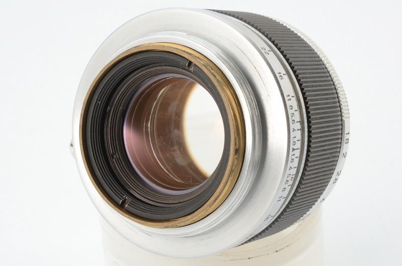 ☆正常撮影可能☆ Canon MODEL 7 キャノン モデル 7 50mm F1.8 レンズ付き キヤノン_画像9