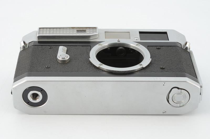 ☆正常撮影可能☆ Canon MODEL 7 キャノン モデル 7 50mm F1.8 レンズ付き キヤノン_画像5