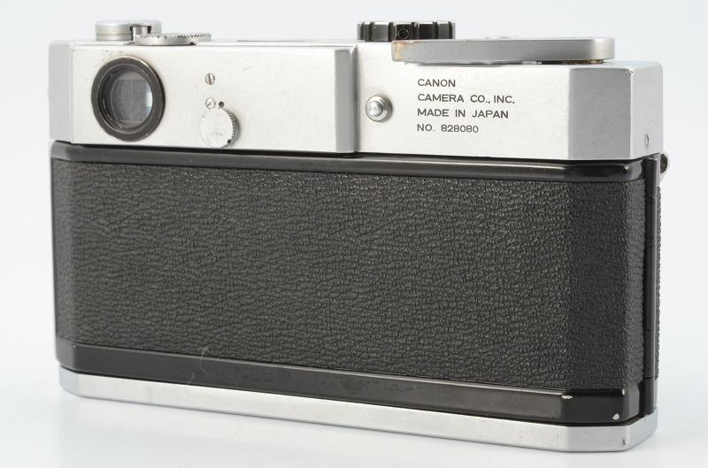☆正常撮影可能☆ Canon MODEL 7 キャノン モデル 7 50mm F1.8 レンズ付き キヤノン_画像2