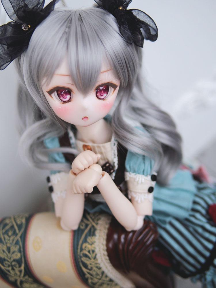 ☆ALINA☆DDH-01 セミホワイト肌 カスタムヘッド※やや難_画像2
