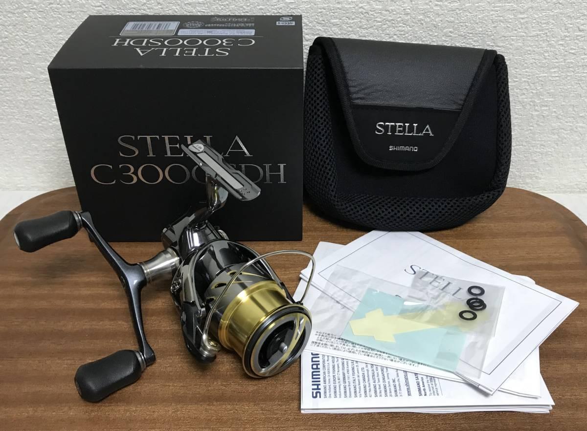 SHIMANO STELLA C3000SDH 超美品 14 ステラ C3000SDH