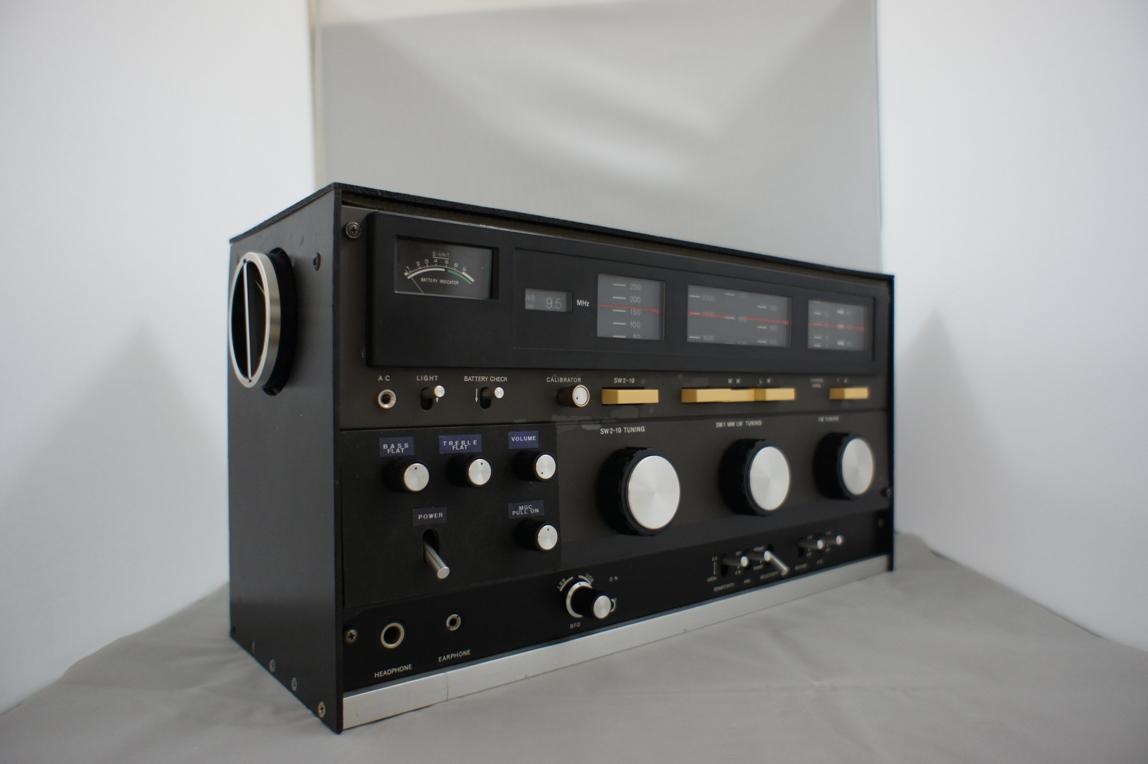 SONY ワールドゾーン23 CRF-230改造受信機_画像3