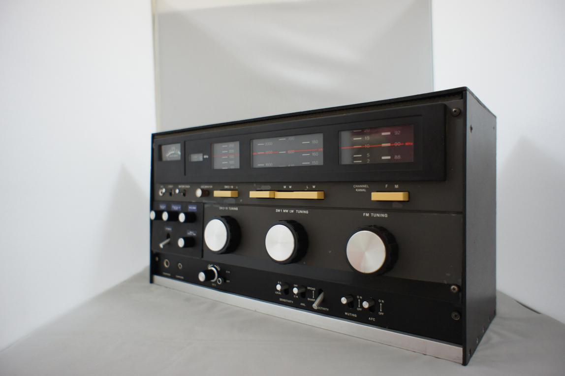SONY ワールドゾーン23 CRF-230改造受信機_画像4