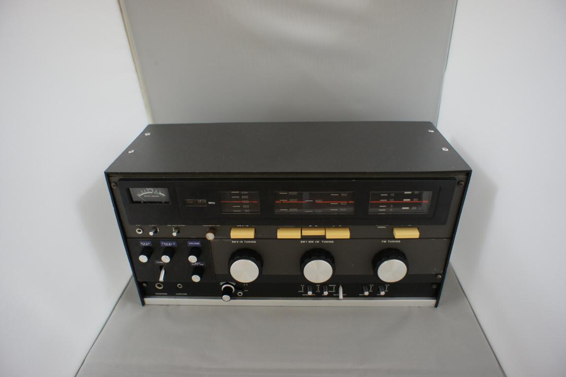 SONY ワールドゾーン23 CRF-230改造受信機_画像5