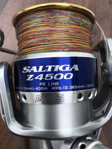 SALTIGA ソルティガ Z4500_画像7