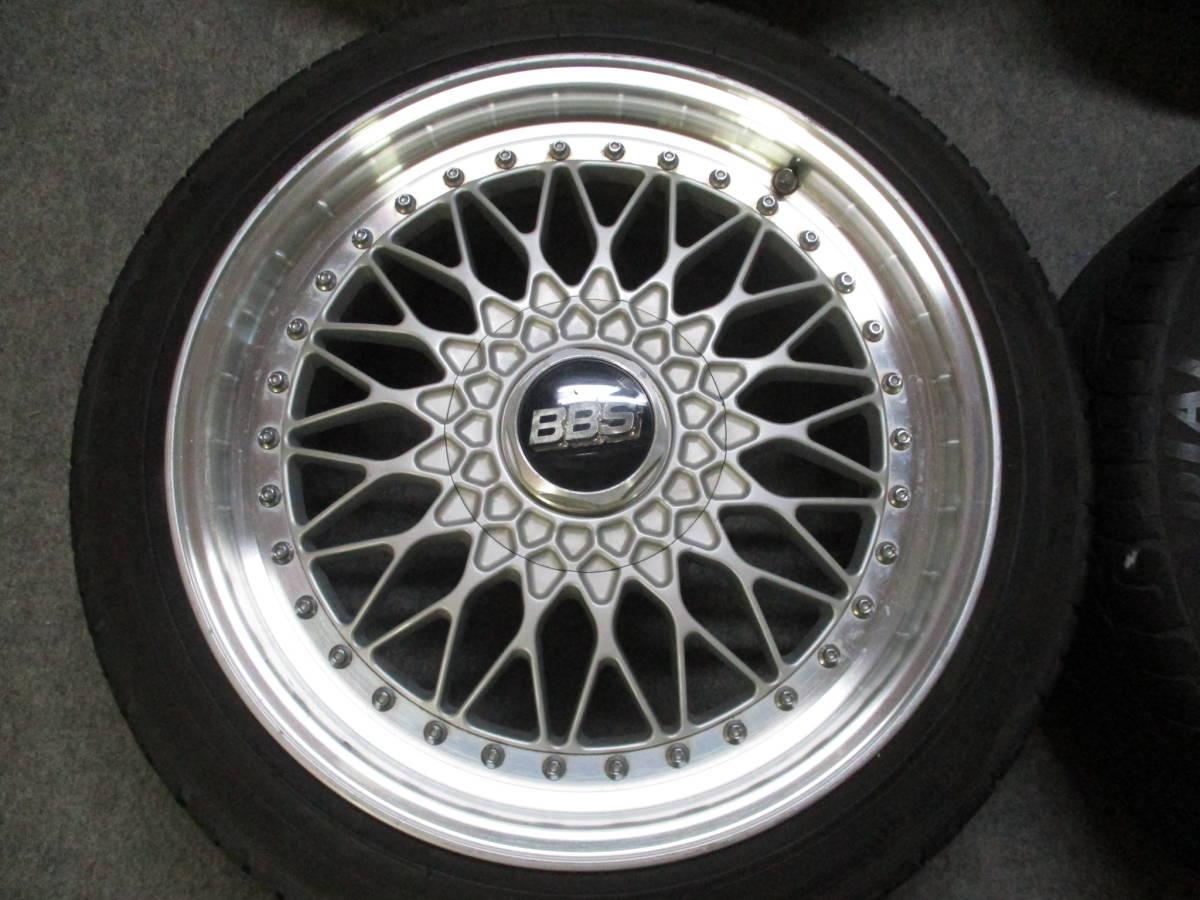 罕見的BBS Super RS 18英寸好產品雷克薩斯IS GS皇冠追逐者標誌II舊車豐田 編號:t574158820