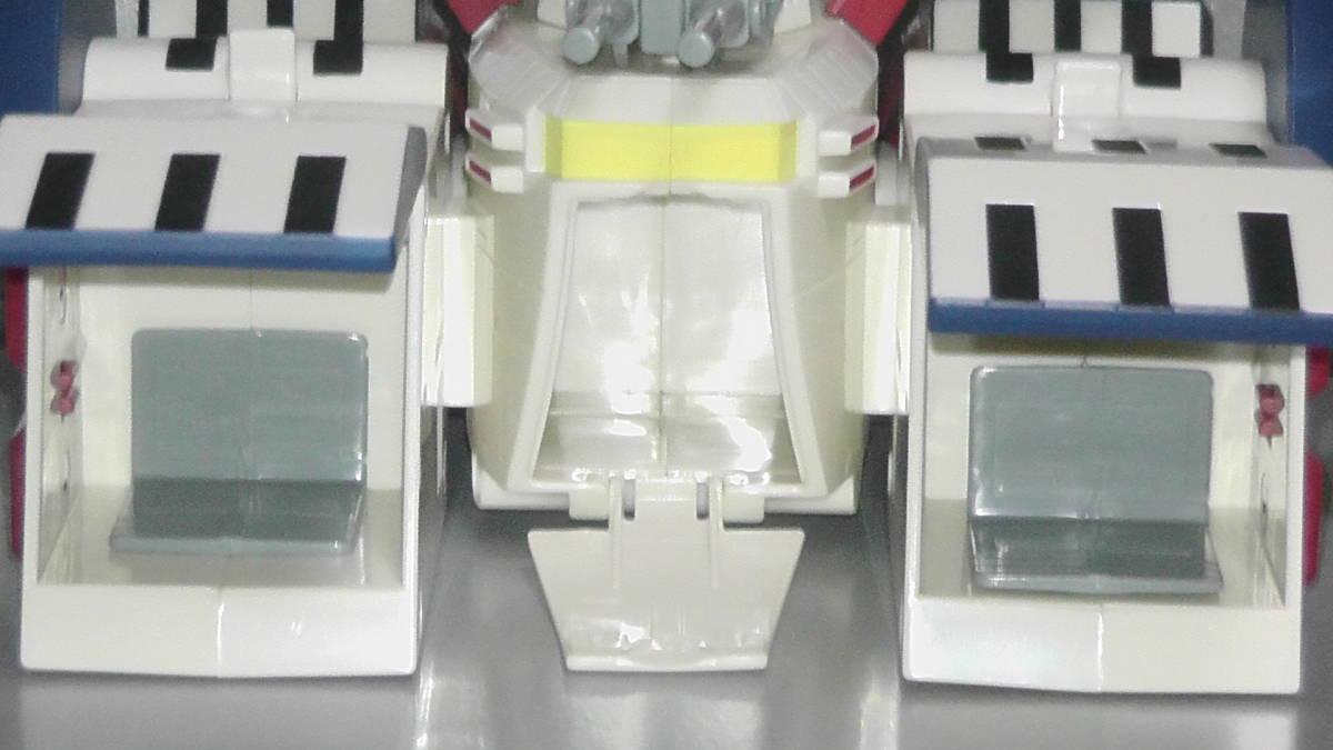 SDガンダム フルカラー SDホワイトベース 機動戦士ガンダム ガシャポンおまけつき ジャンク_画像4