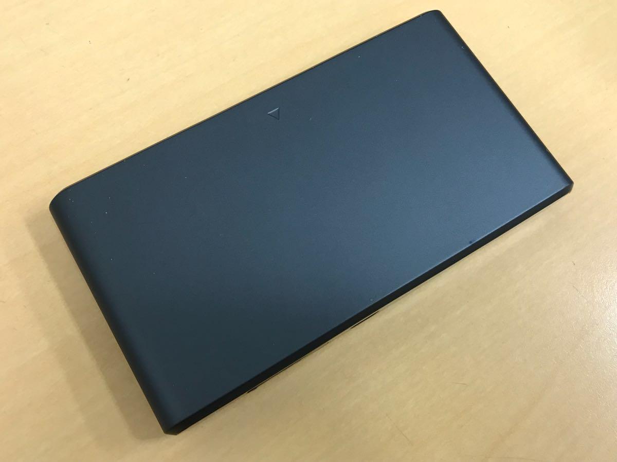 【中古】SoftBank ポケットWi-Fi 304ZT〈ラピスブラック〉NW○_画像5