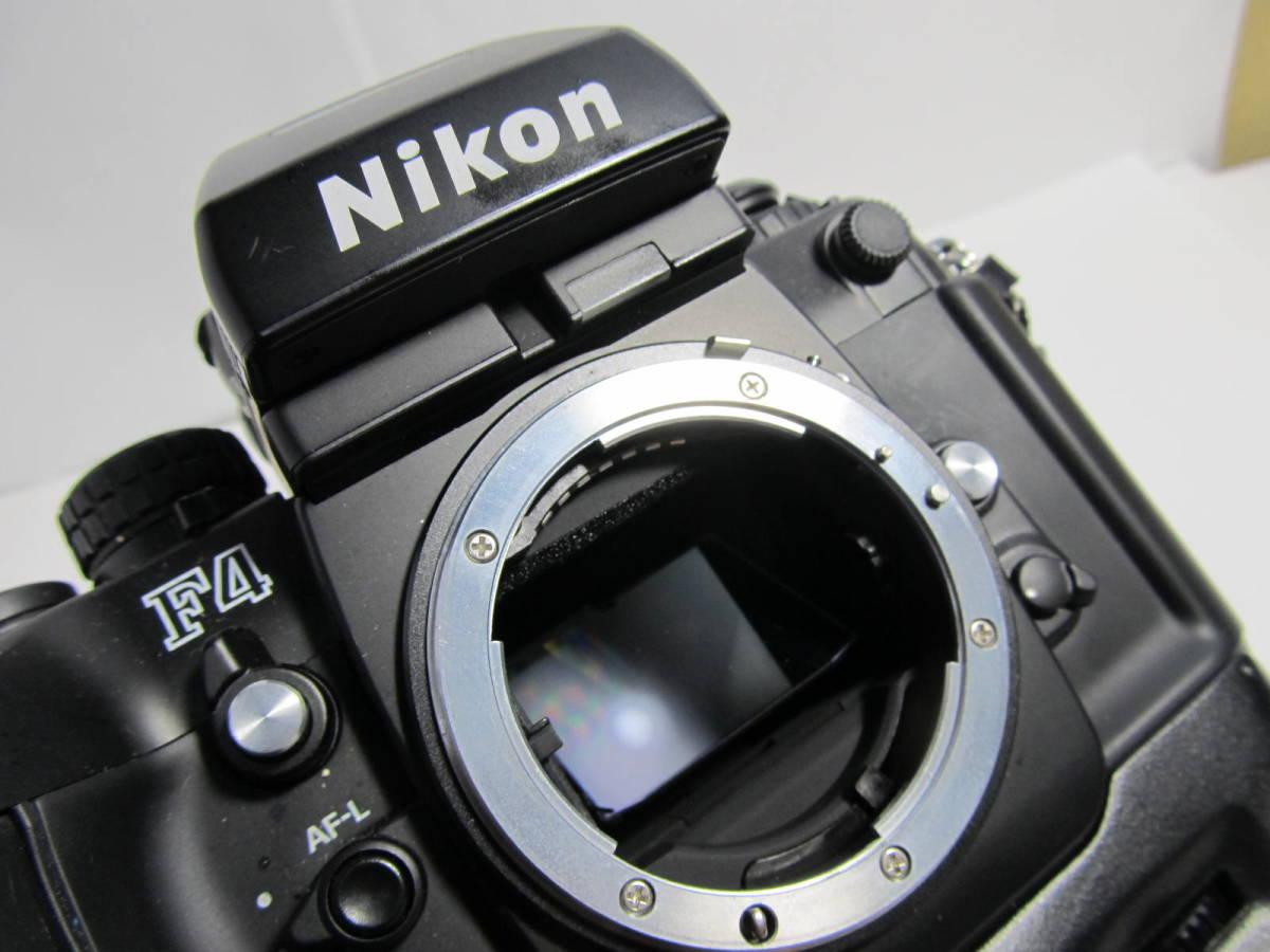 ニコン NIKON F4/MB-23 ジャンク_画像2