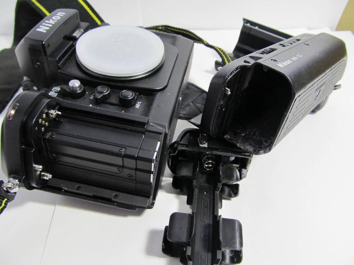 ニコン NIKON F4/MB-23 ジャンク_画像7