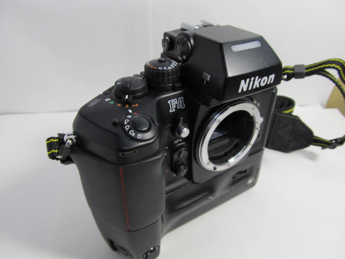 ニコン NIKON F4/MB-23 ジャンク_画像8