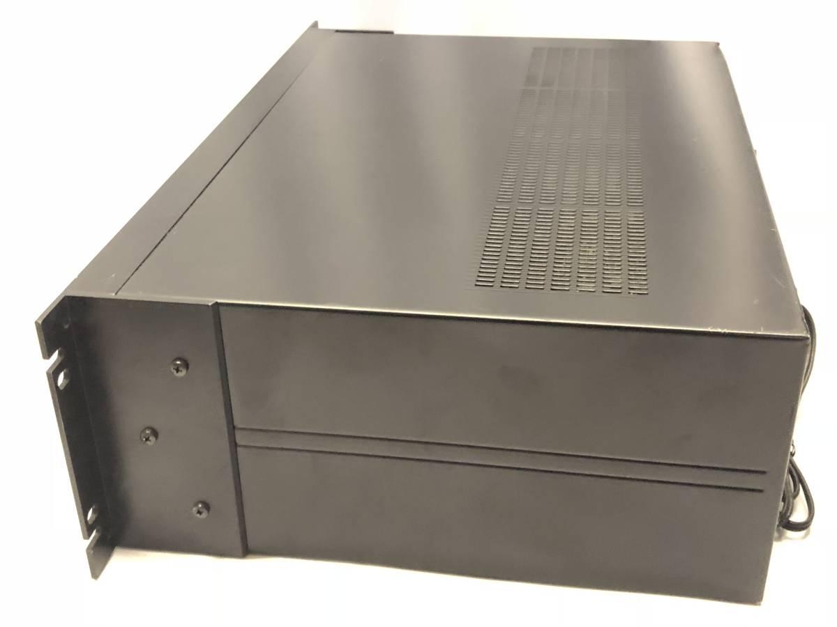 Technics SH-9034P イコライザー ジャンク扱い612_画像8