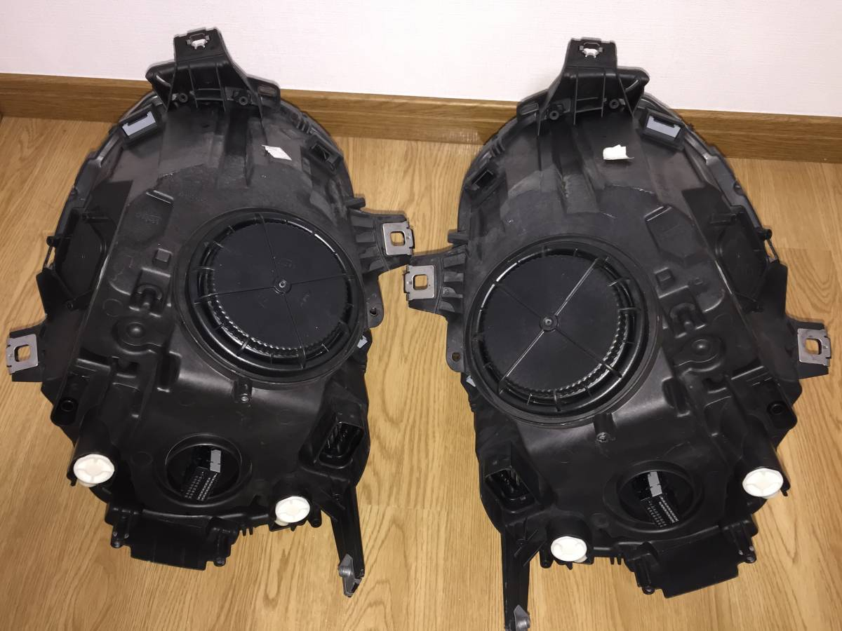 BMW MINI F56 F55 純正LED ヘッドライト 極上品!左右セット!_画像2