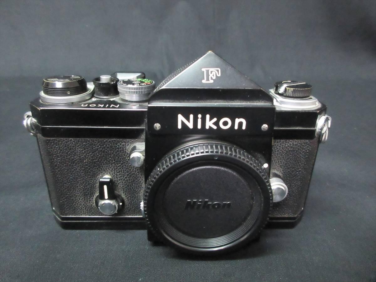 1円~カメラ NIKON F レンズ 1:3.5 55mm 1:4 80-200mm _画像2