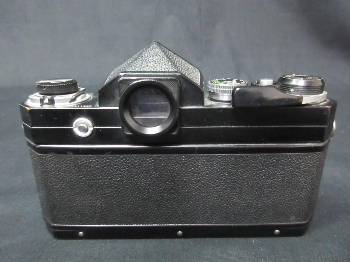 1円~カメラ NIKON F レンズ 1:3.5 55mm 1:4 80-200mm _画像3