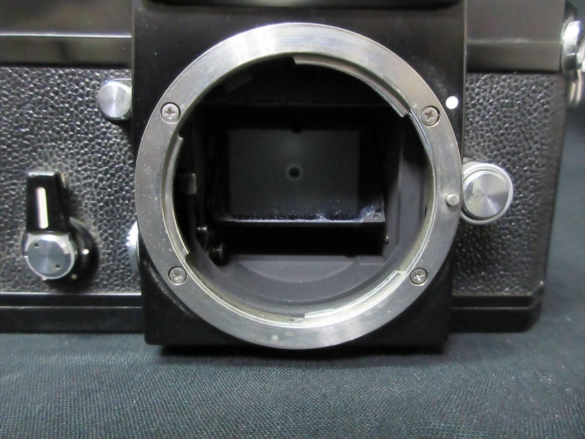 1円~カメラ NIKON F レンズ 1:3.5 55mm 1:4 80-200mm _画像4