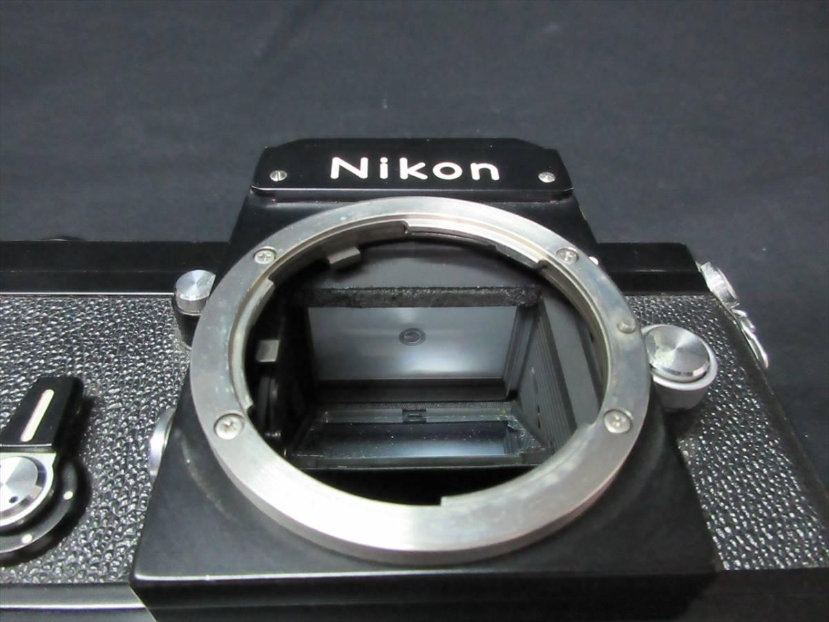 1円~カメラ NIKON F レンズ 1:3.5 55mm 1:4 80-200mm _画像5