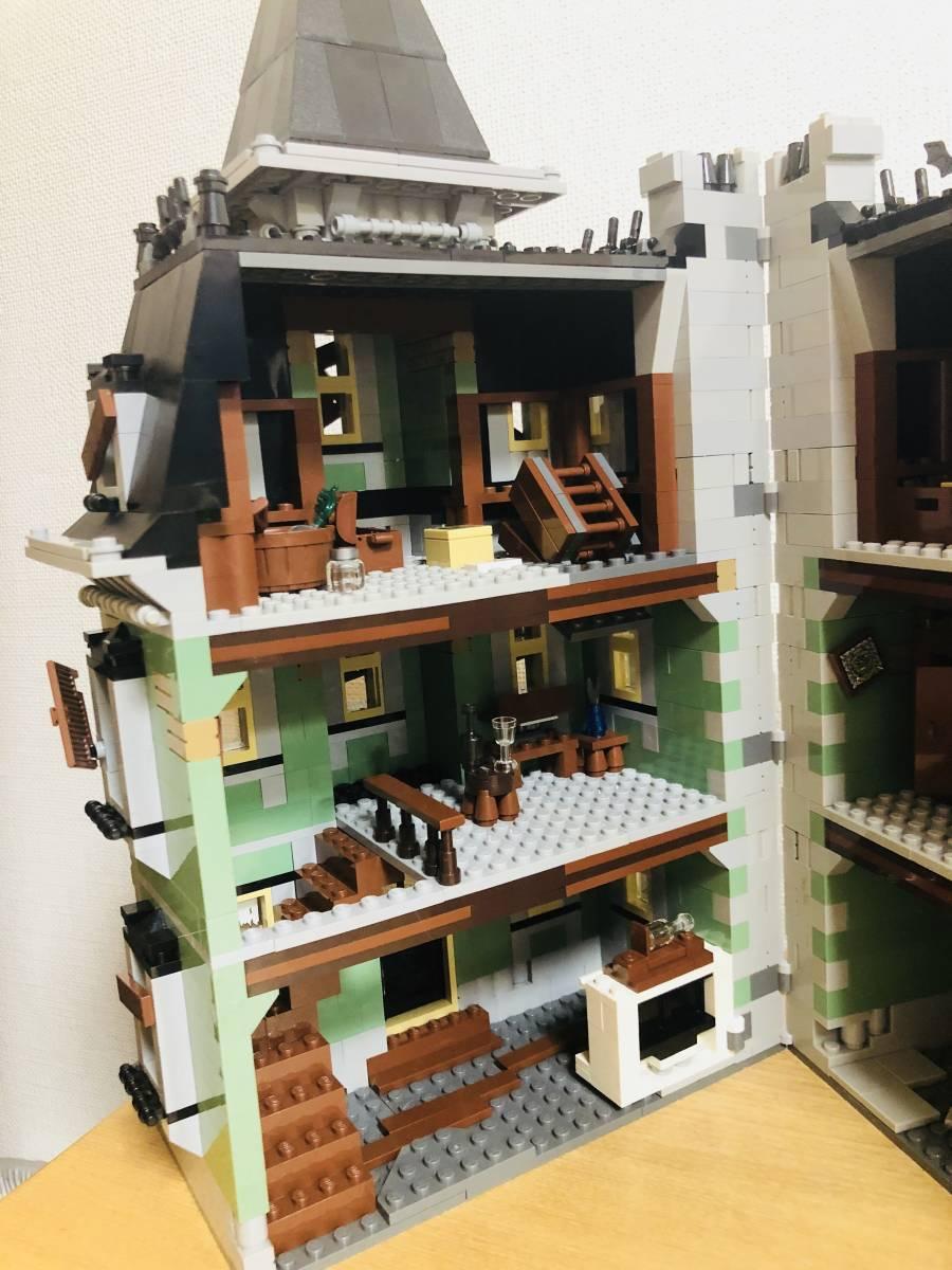 1円スタート LEGO 正規品 10228 モンスターファイター Monster House_画像4