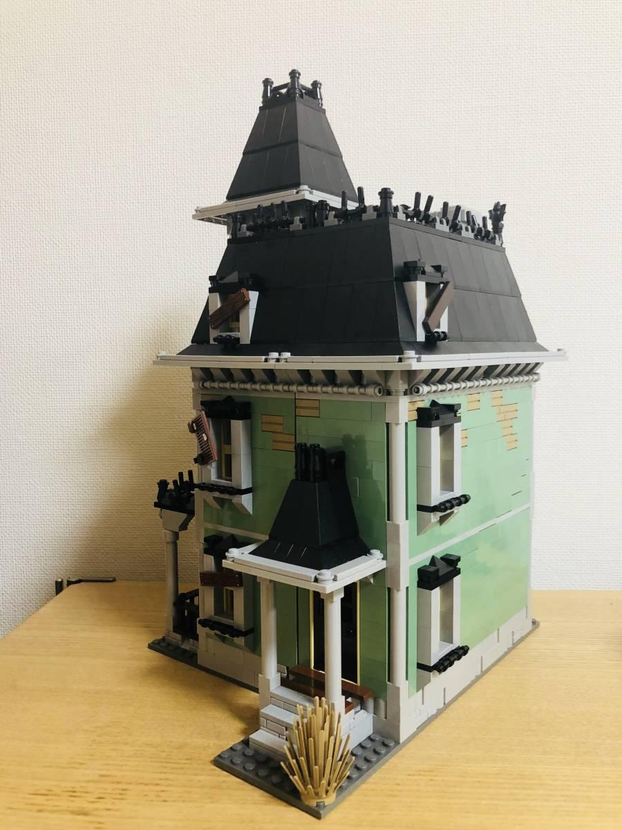 1円スタート LEGO 正規品 10228 モンスターファイター Monster House_画像6