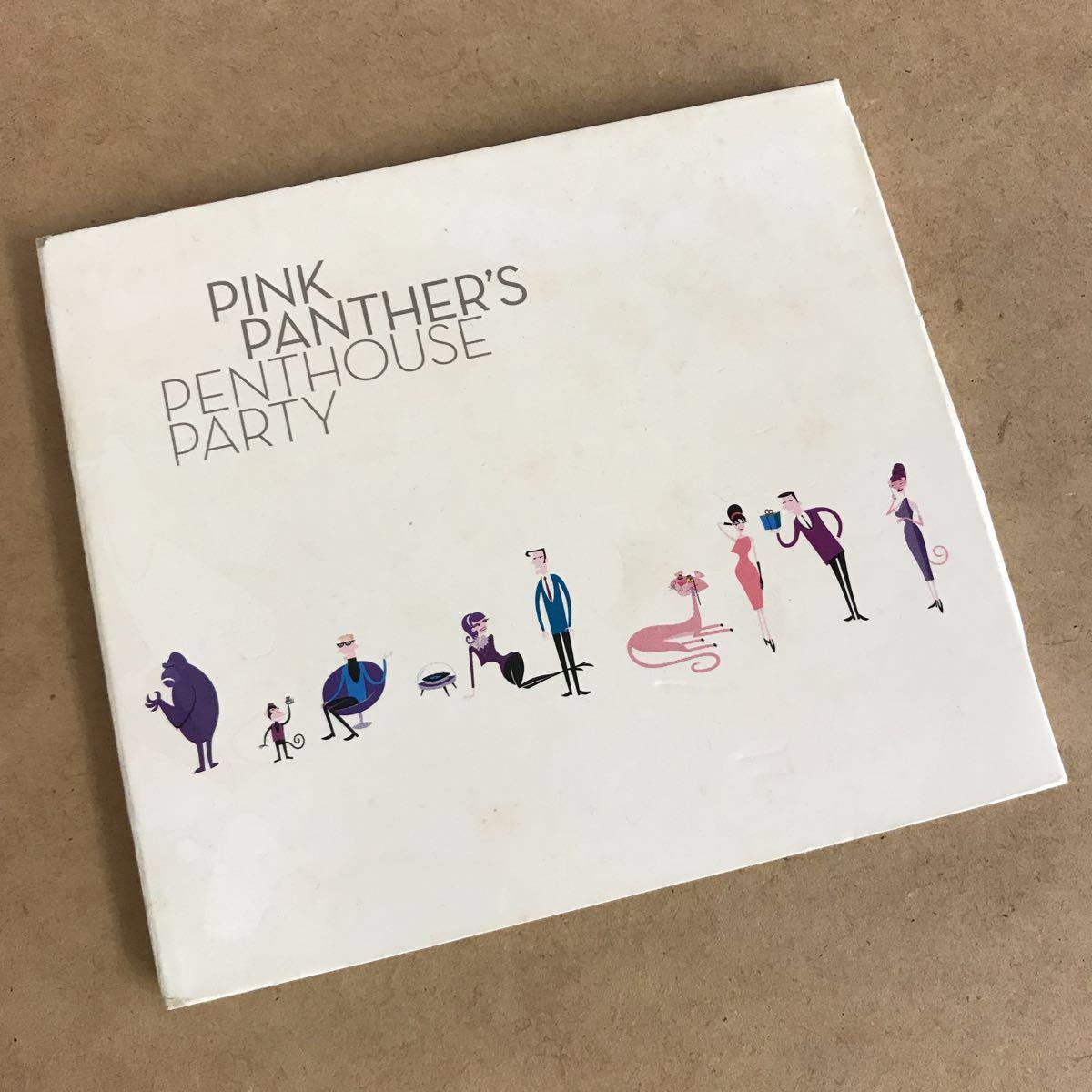 PINK PANTHER'S PENTHOUSE PARTY■HENRY MANCINI/PEGGY LEE/TITAN/URSULA1000/PIZZICATO FIVE/FATBOY SLIM/DIMITRI FROM PARIS/KOOP/FPM他_画像1