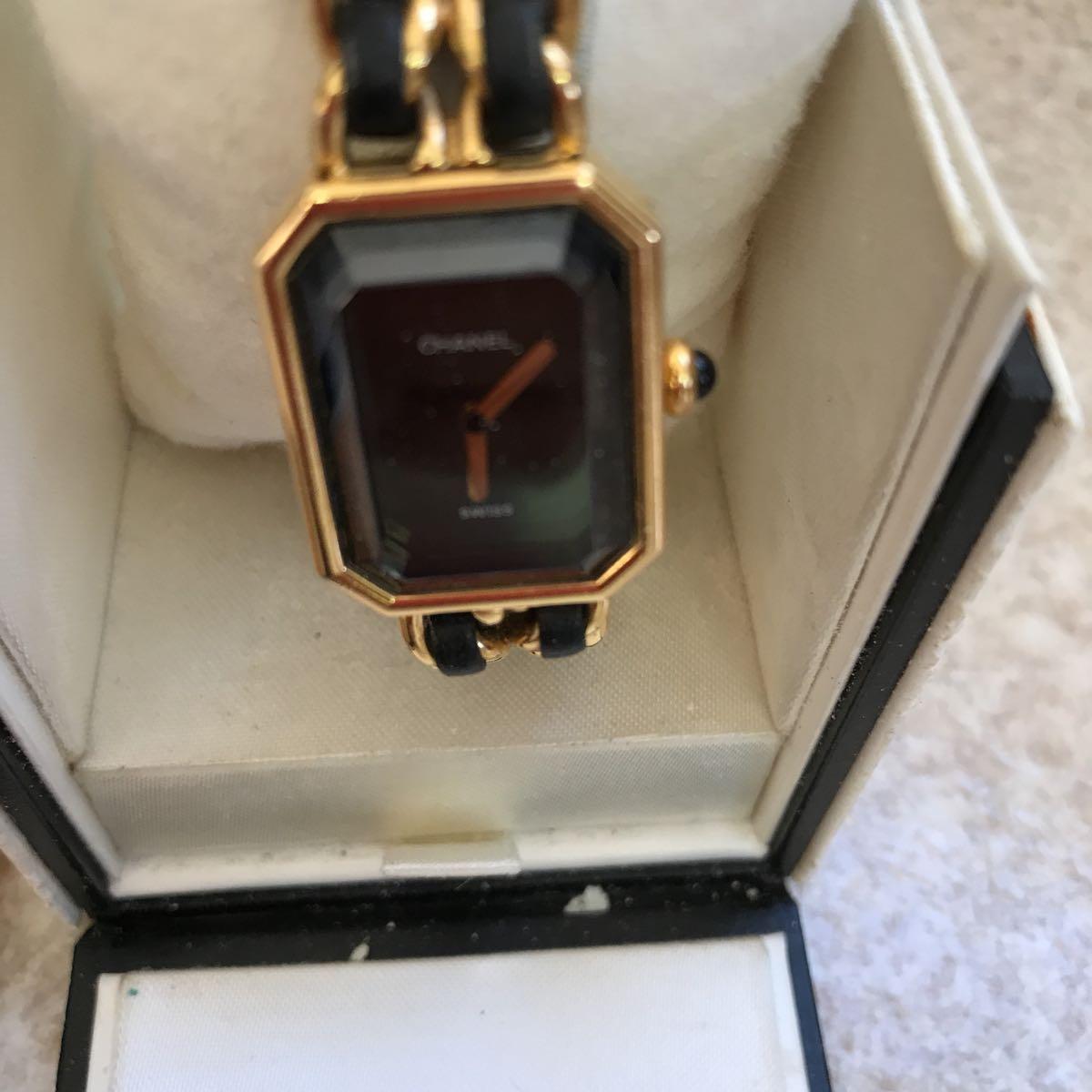 CHANEL 腕時計 プルミエール 正規品 Lサイズ_画像2